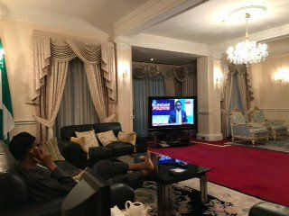 Death Rumour: Presidency Releases Buhari's Latest Pictures On Holiday ~ NOTJUSTPOST.COM