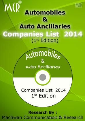 Automobiles & Auto Ancillaries Companies List 2014	http://www.meripustak.com/Automobiles-and-Auto-Ancillaries-Companies-List--2014--First-Edition/Business-Research/Books/pid-111940