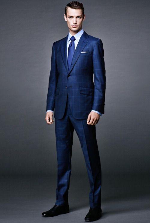 rickysrunway: Tom Ford's James Bond Capsule Collection http://thesnobreport.tumblr.com/post/133535530917