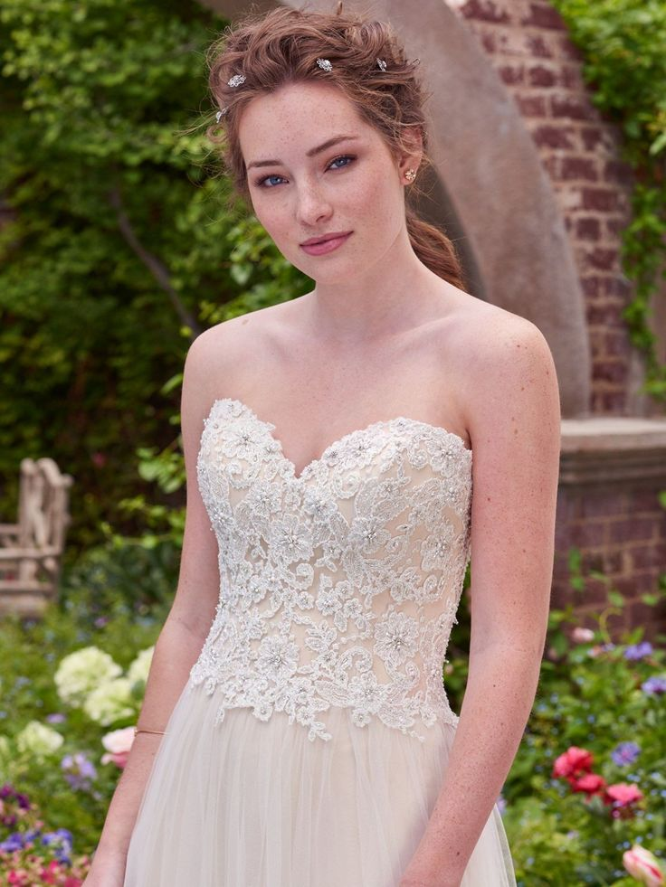 11 best Bridal gowns by Maggie Sottero designer Rebecca Ingram ...