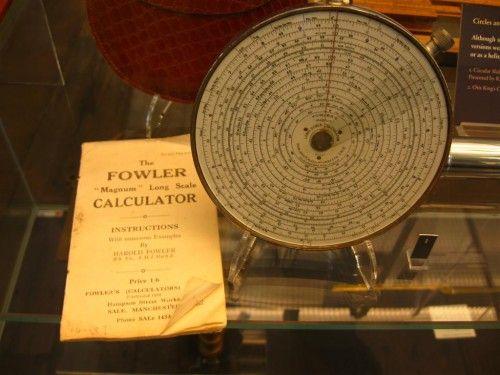 Museo de Historia de la Ciencia. Un museo muy interesante que expone una gran colección de objetos científicos. Si me tengo que mojar me quedo con las calculadoras antiguas que como podéis ver eran muy diferentes de las actuales.