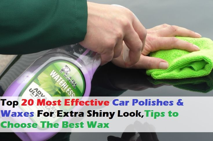 Top 20 Most Effective Car Polishes & Waxes For Extra Shiny Look,Tips to Choose The Best Wax Are you looking for some best Car polishes and Waxes to retain that... Read more »