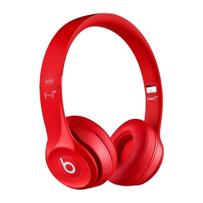 134.99 € ❤ #BonsPlans #HighTech - #BEATS Solo 2 Casque #audio avec micro Rouge ➡ https://ad.zanox.com/ppc/?28290640C84663587&ulp=[[http://www.cdiscount.com/high-tech/casques-baladeur-hifi/beats-solo-2-casque-audio-avec-micro-rouge/f-106540143-bea0848447012633.html?refer=zanoxpb&cid=affil&cm_mmc=zanoxpb-_-userid]]