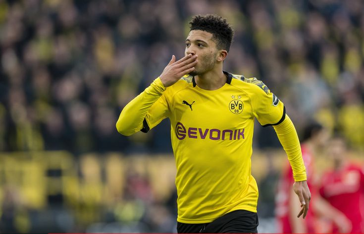 Jadon Sancho Transfer Liverpool Enter Race For 100m Borussia Dortmund Star Amid Rumours Of Man City Chelsea And Manchester United Interest In 2020 Borussia Dortmund Sancho Chelsea Fans