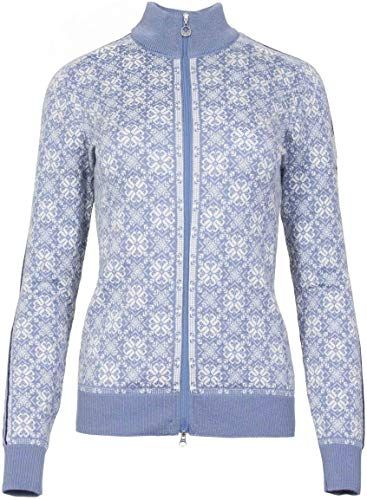 enjoy exclusive for dale norway frida jacket sweater womens
