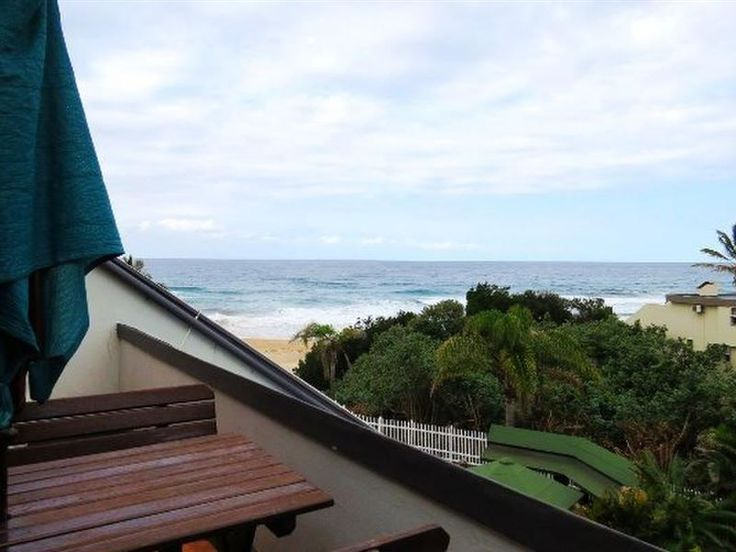 Dumela Flat 32 - Situated in the seaside resort town of Margate, Dumela Flat 32 offers guests ideal accommodation for a beachside holiday.  The apartment, which accommodates up to six guests, features two bathrooms, an ... #weekendgetaways #margate #southafrica