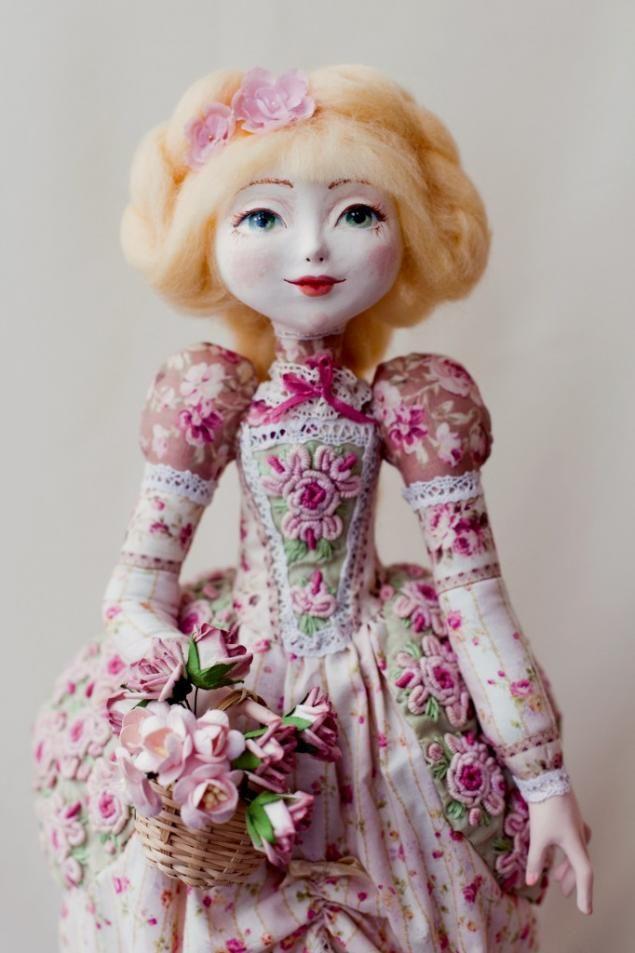 светлый зал авторские куклы из папье маше фото нужно представить, что