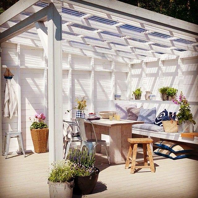 terrasse levegg inspirasjon - Google-søk