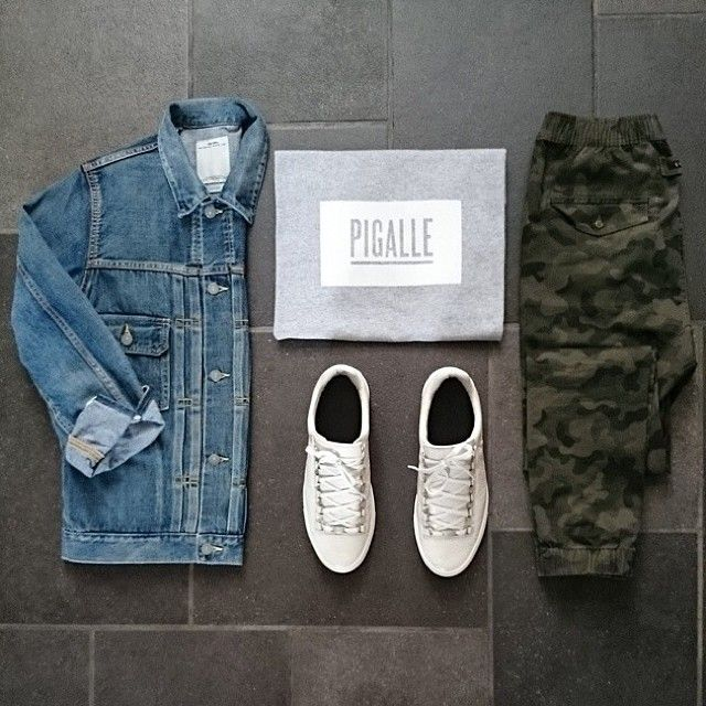"""Men's Outfit Of the Day"" Choose 10"