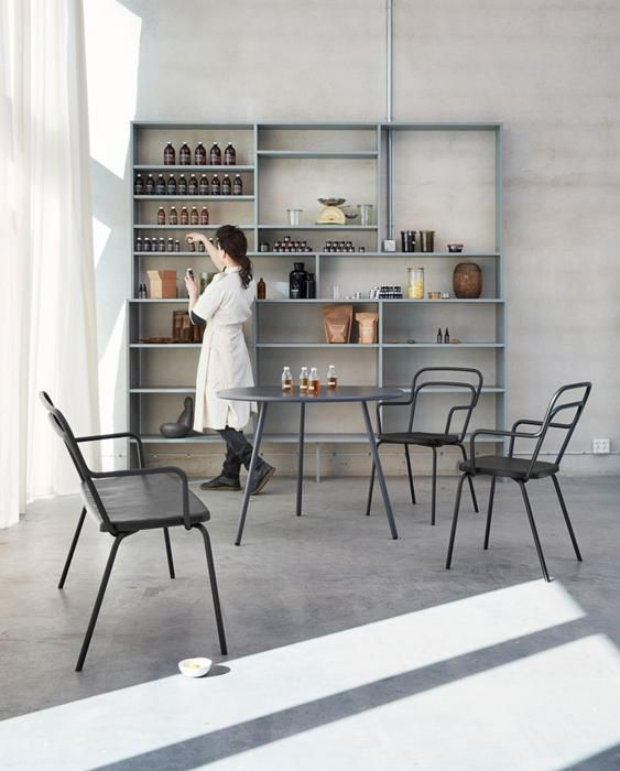 Kaffe by Thomas Bernstrand 2014, Blå Station. http://www.blastation.com/products/product-families/kaffe/kaffe-chair
