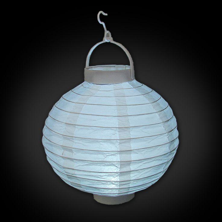 Light Up Paper Lantern - Cool LED Lights - Flashingo