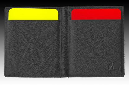 KwikGoal Leather Referee Wallet