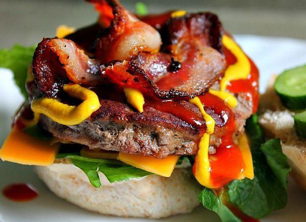 Classic Burgers (S)