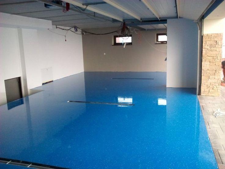Liate epoxidové podlahy EPOX PODLAHY