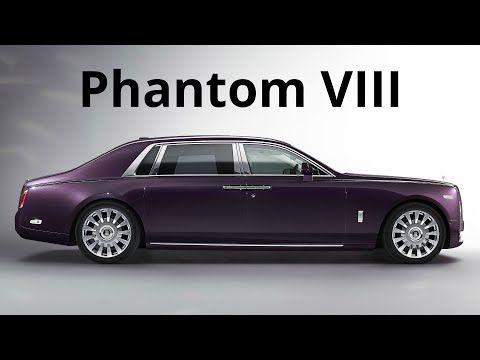 Officially...Archangel641's Blog: The New Rolls Royce Phantom VIII.