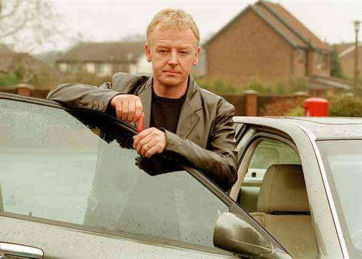 Les Dennis as Jeff Evans on Brookside - currently playing Michael Rodwell on Coronation Street