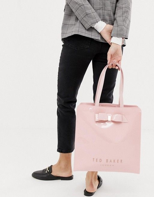 c8742c1525a Ted Baker | Ted Baker Almacon bow large icon bag | TRENDS WOMEN ...