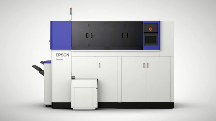 It supposedly uses no water! —Seiko Epson Develops an In-Office Paper Recycling Machine