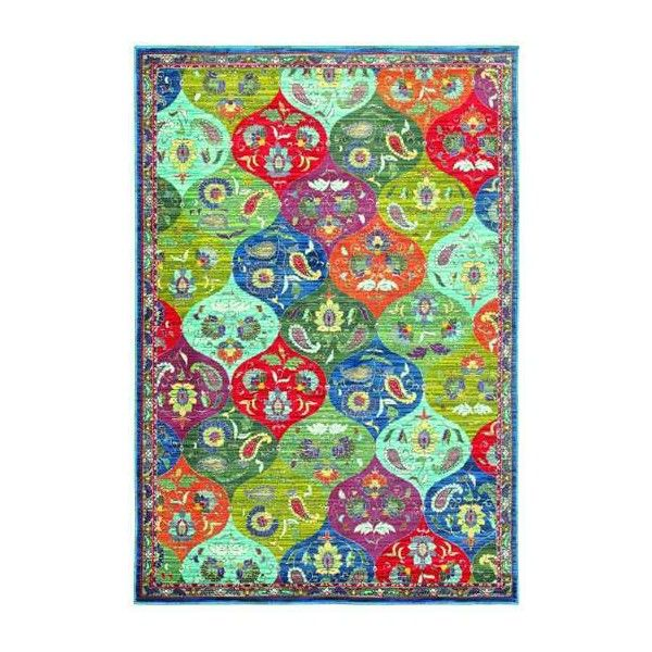 Oriental Weaversjoli9648 Rug 215 Ron Liked On Polyvore Featuring Home Rugs