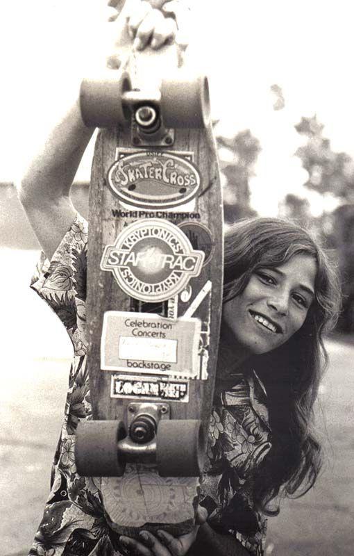 Vintage Venice skate  www.junkfoodclothing.com