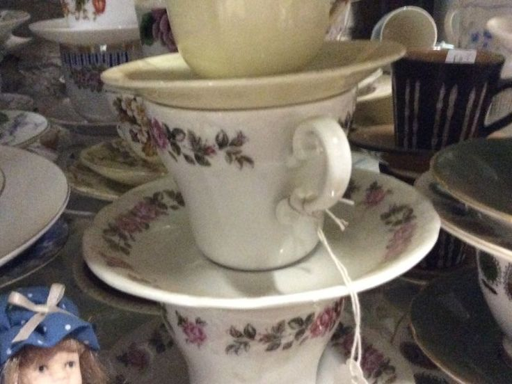 Both HEY JUDES have pretty vintage China so start your collection this weekend or add to it! Lots of pretty finds @ best deals and both shops open same hours! HEY JUDES OPEN - both our shops same hours for  best deals, antiques/collectibles and revamps, painted vintage and everything in a ONE STOP SHOP. DEBIT and delivery options 9 - 4 @ HEY JUDES has lots of everything,  HEY JUDES HILLCREST opposite Hillcrest hospital