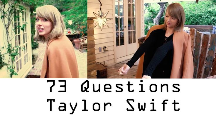 Vogue's May cover star Taylor Swift! Taylor takes us on a tour of her Beverly Hills home and answers all Vogue questions, including what she'd be doing if she wasn't a singer and her best advice for her 19-year-old self. Check this interesting i...