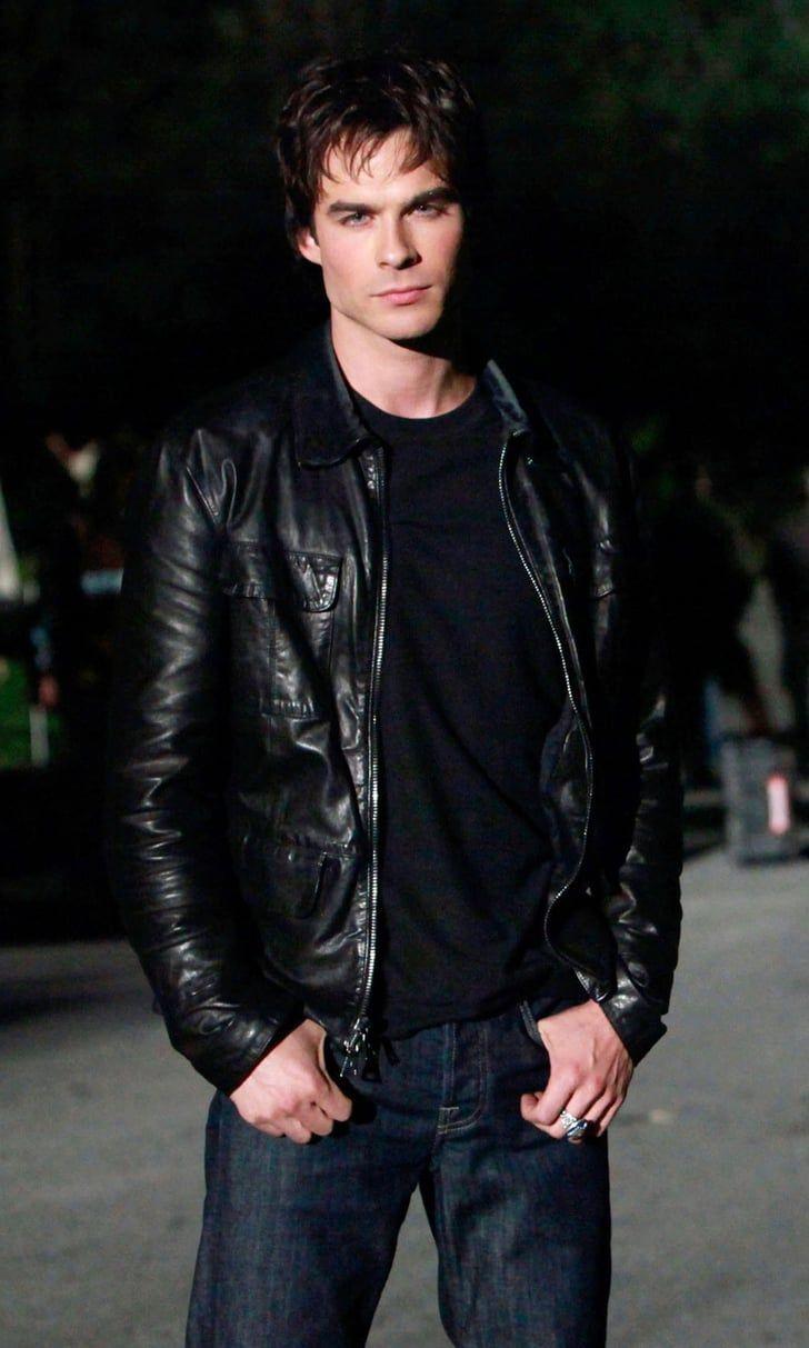 Which Vampire Diaries Guy Is Your Ideal Boyfriend? I got Damon!