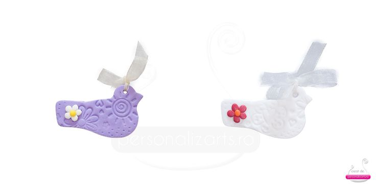 polymer clay wedding favours