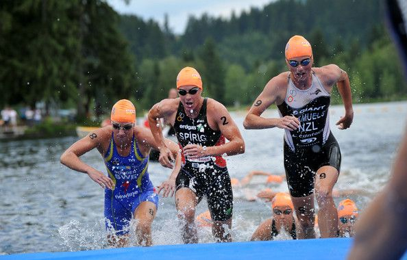 Lisa Norden - ITU Triathlon Kitzbuhel