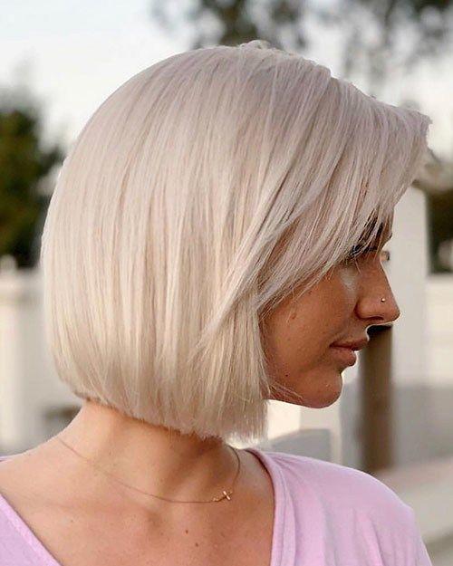 Famous Blonde Bob Hair Ideas In 2019 Blonde Bob Hairstyles