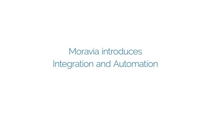 Integration & Automation Video.  Moravia´s costum integration and automation solutions optimize your existing investments? Learn more about our flexible automation workflow framework Symfonie here in this video!