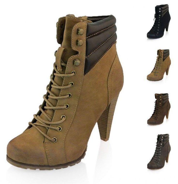 NEW DAMEN STIEFEL STIEFELETTEN SCHUHE my newe boots