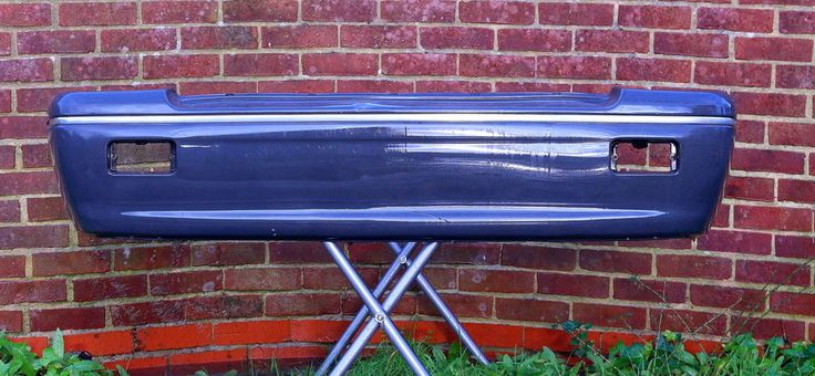 GENUINE ROVER 100 111 114 115 REAR  BUMPER NOT PAINTED