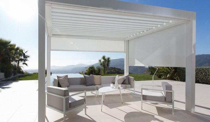 pergola bioclimatique B200 (XL)
