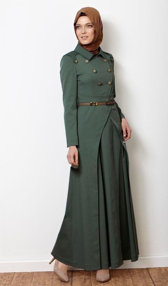 Abaya work wear