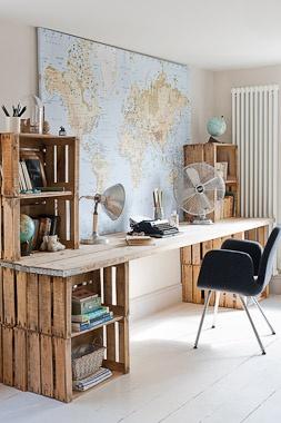 one | Heidi MaudeHeidi Maud, Cheap Workstations, Workspaces Projects, Deco Loco