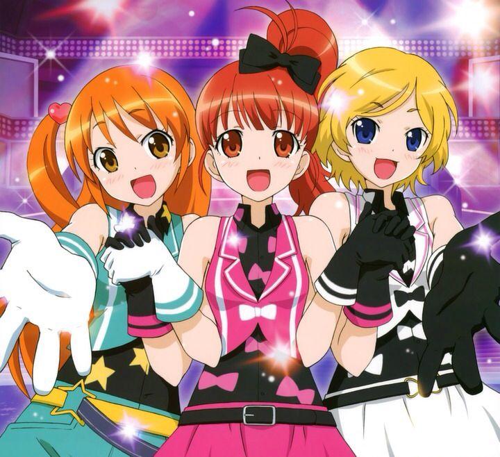 Pretty Rhythm is awesome!!!