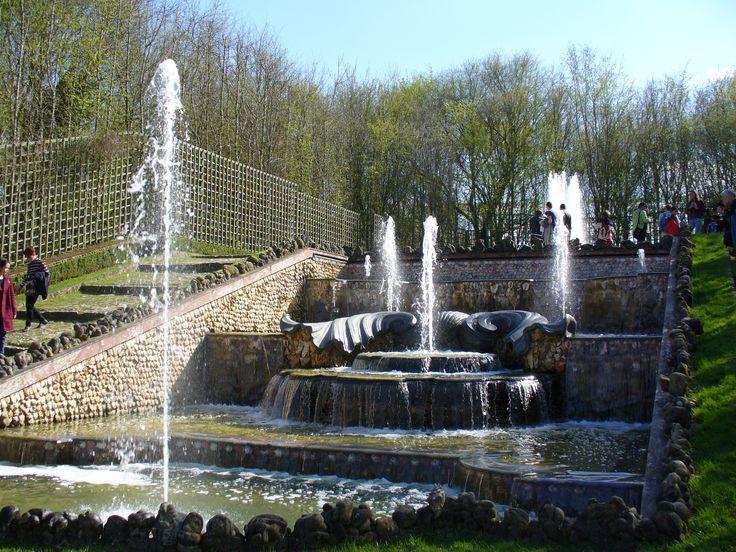 Versailles, Bosquet des Trois Fontaines