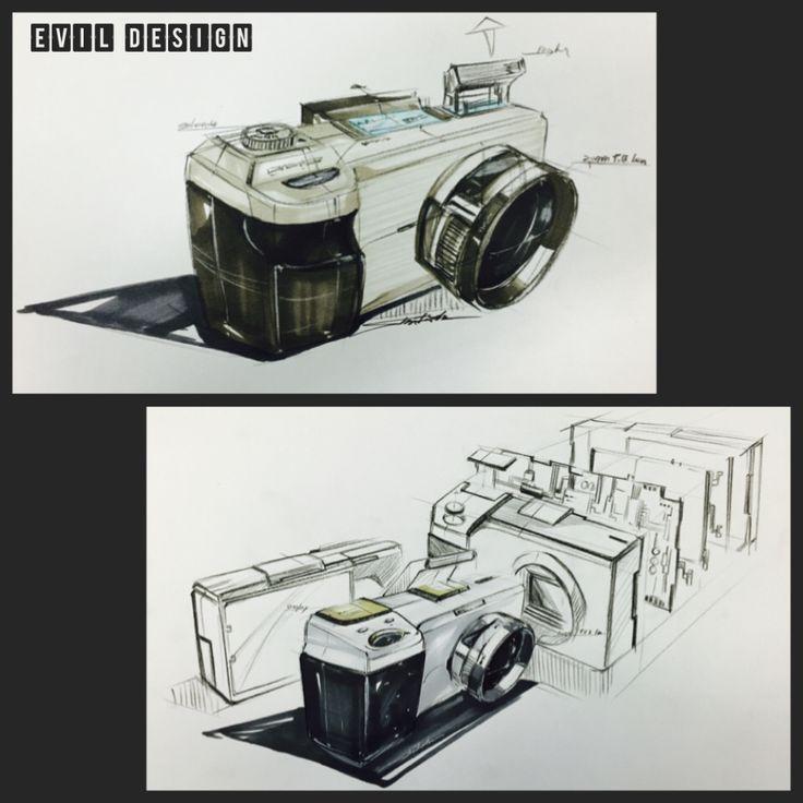 EVIL concept design