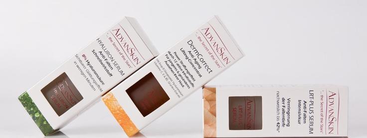 Advanskin'in Gençleştiren Serumları Türkiye'de!  Advanskin'in botoks yöntemine alternatif olarak ürettiği kırışıklık karşıtı serumları,  Amerika ve Avrupa'dan sonra şimdi Türkiye'de!