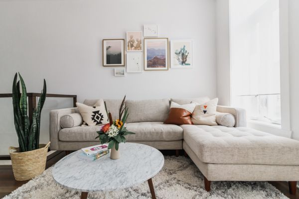 7 Ways To Create A Zen Living Space Living Room Reveal Living Room Reveal Zen Living Rooms Living Room Decor Neutral
