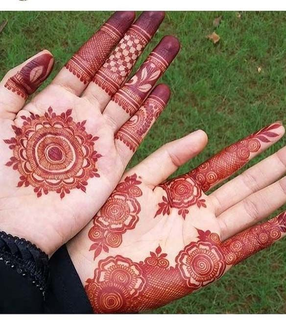 Throwback to my stunning henna Design