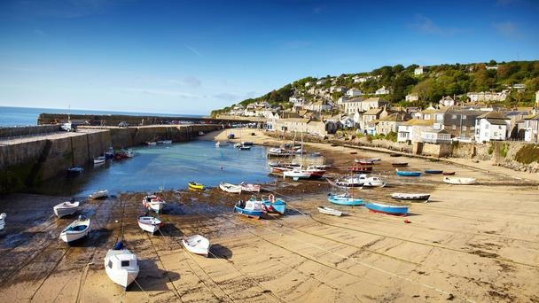 Mousehole and Newlyn, Cornwall