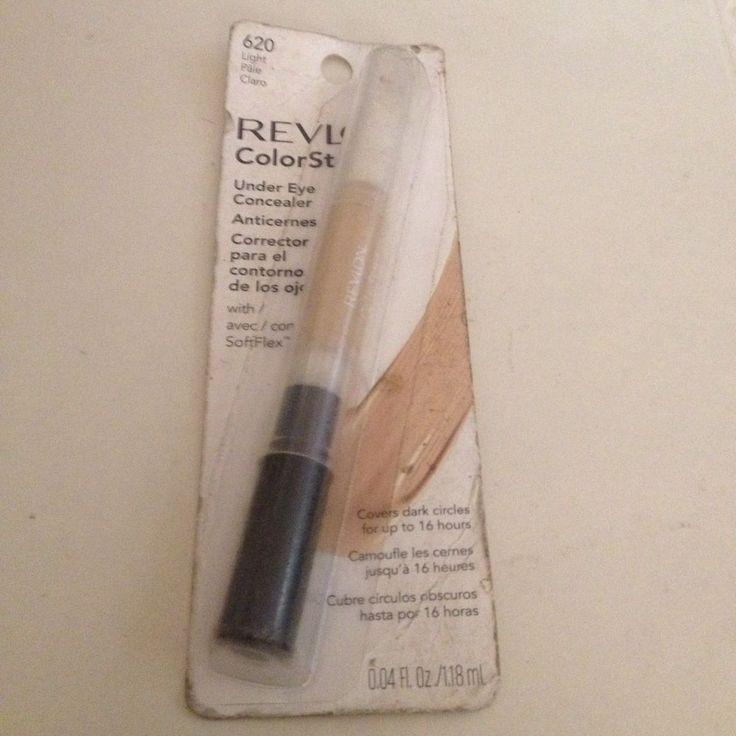 Revlon Color Stay Light 620 Under Eye Concealer Sealed In package - M  | eBay