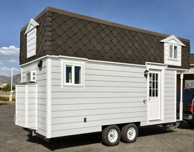 2015 TINY HOUSE WESE CAMP