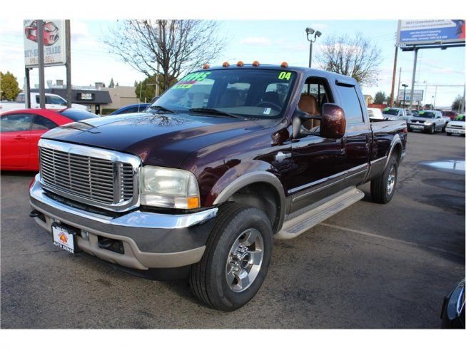 Used 2004 Ford F250 4x4 Crew Cab Super Duty For Sale In Orangevale