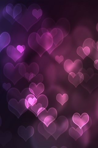 Cool Heart Backgrounds pinks