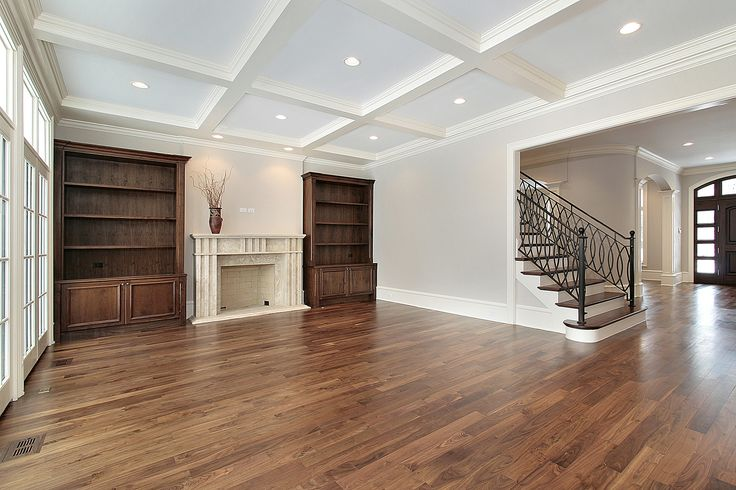 There are many benefits to unfinished hardwood floors also called Site-Finished Floors (meaning the floors are finished on site after installation as opposed to prefinished flooring). First of all, when you get a ¾ inch thick unfinished floor from a quality retailer like The Hardwood Center, you are getting a solid piece of real hardwood …