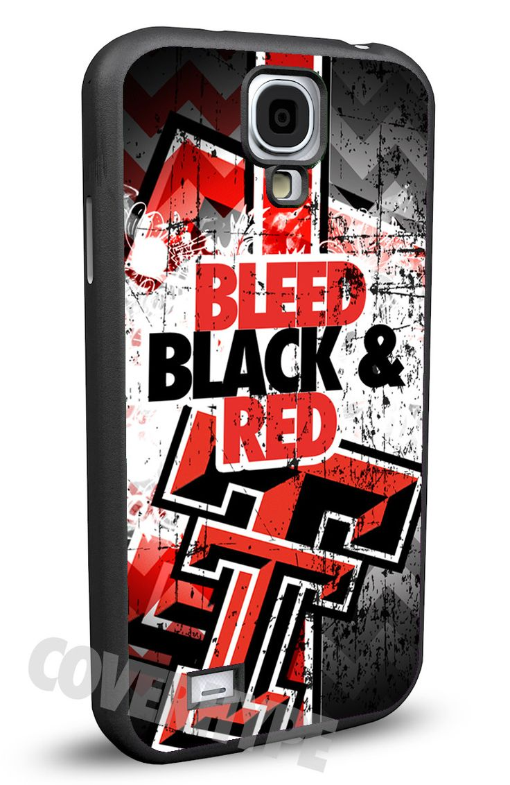 Texas Tech Red Raiders Cell Phone Hard Protection Case for Samsung Galaxy S5, Samsung Galaxy S4 or Samsung Galaxy S4 Mini