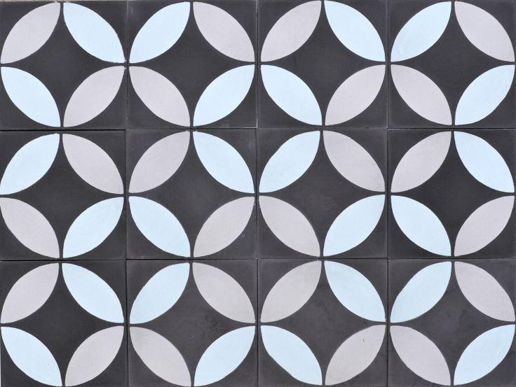 Circles. #purpura #cementtiles